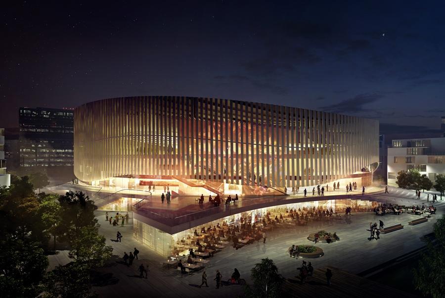 kobenhavn arena