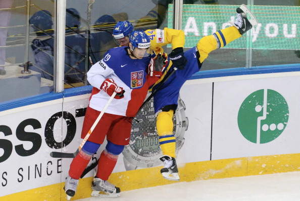 Sweden vs Czech Republic - 2014 IIHF World Championship
