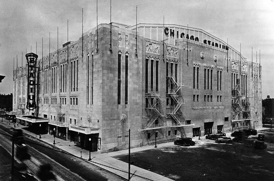 Chicago stadium 1930