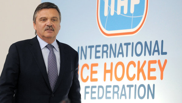 Fasel IIHF