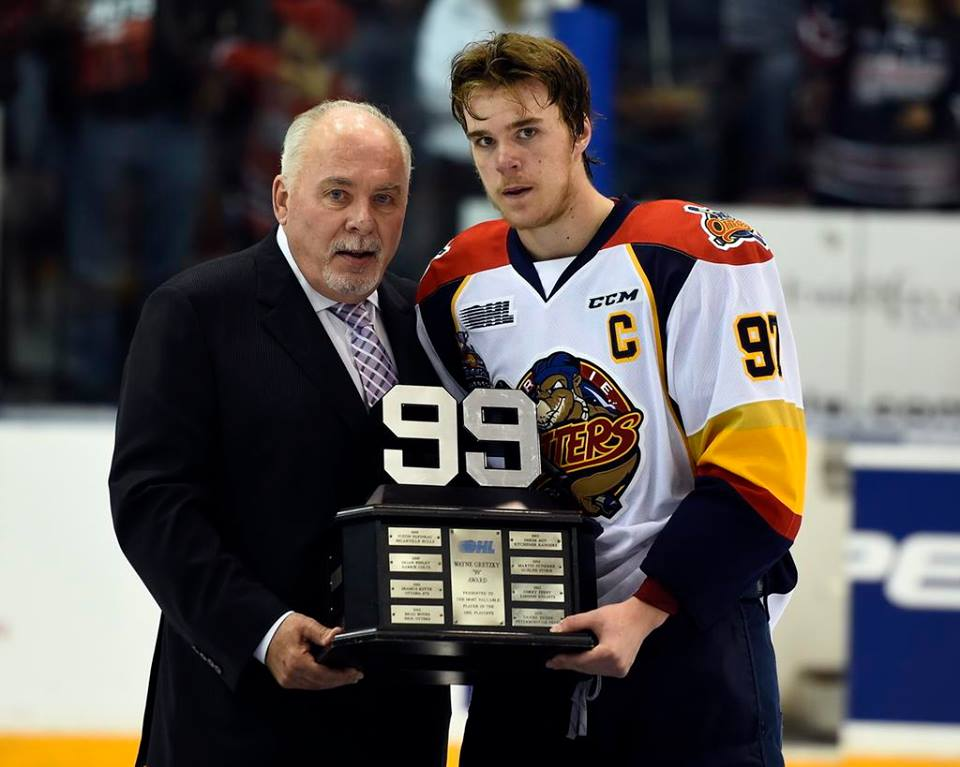 mcdavid wg trophy