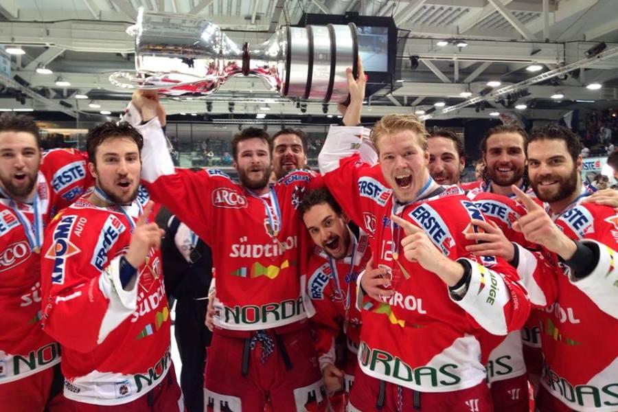 Bolzano EBEL bajnok 2