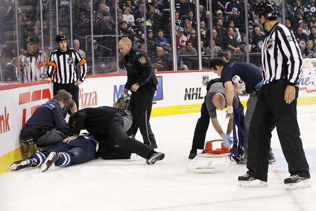 NHL agyrazkodas