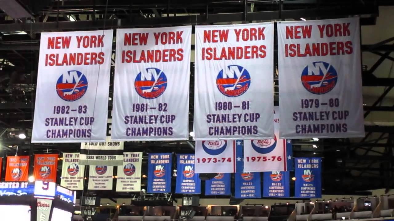 islanders banners