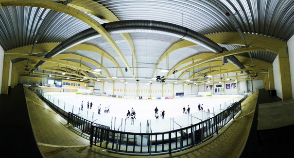 Debrecen jegcsarnok
