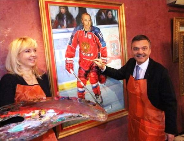 Fasel Putyin fest 1