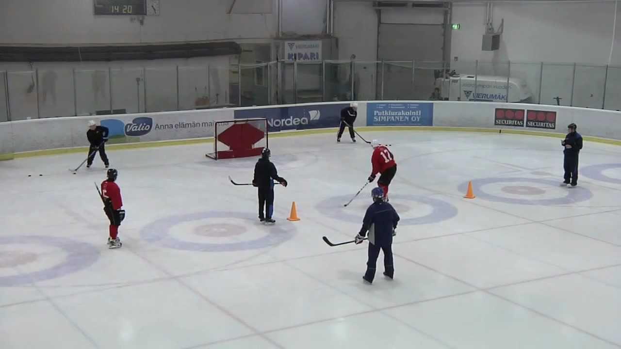 IIHF Skills Challenge