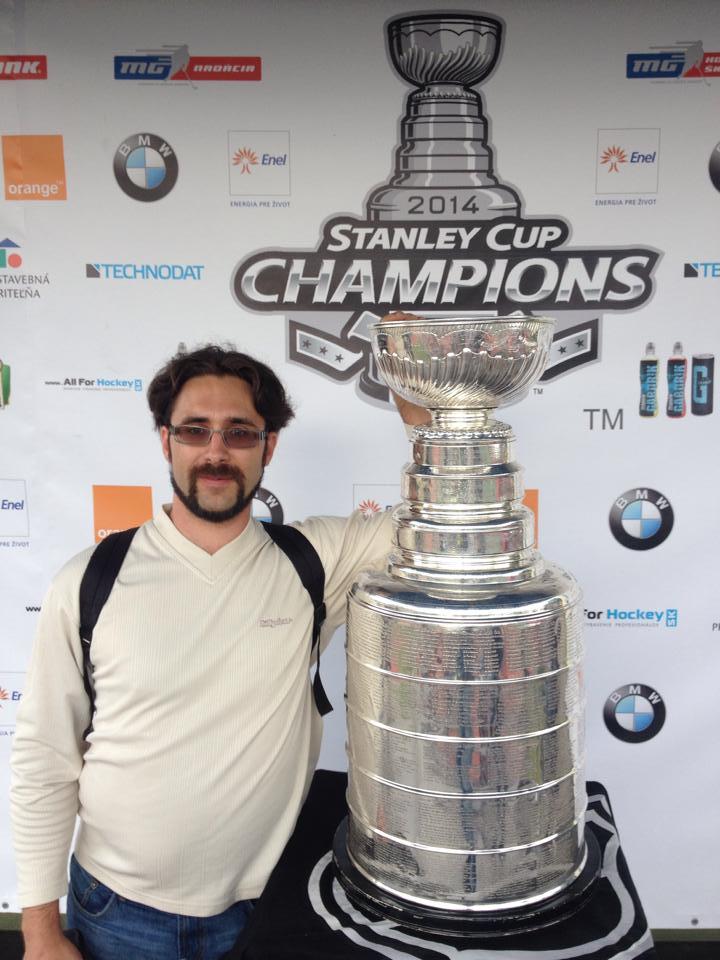 Lazlee Stanley Kupa nagy