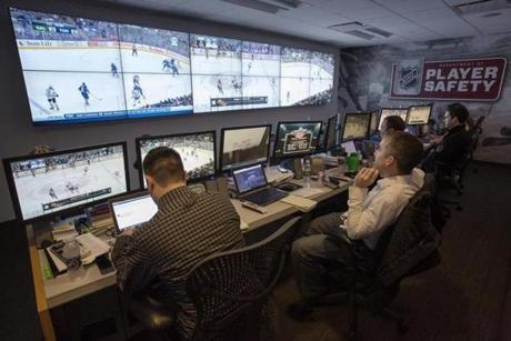 NHL videobiro