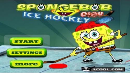 SpongeBob-Ice-Hockey