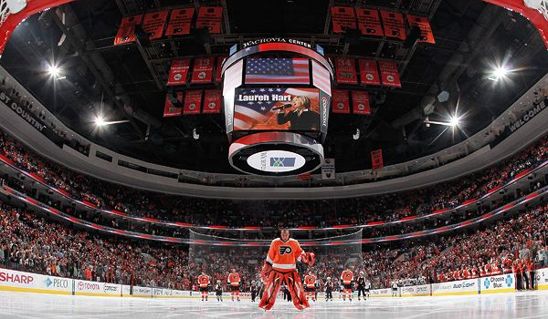 Flyers arena