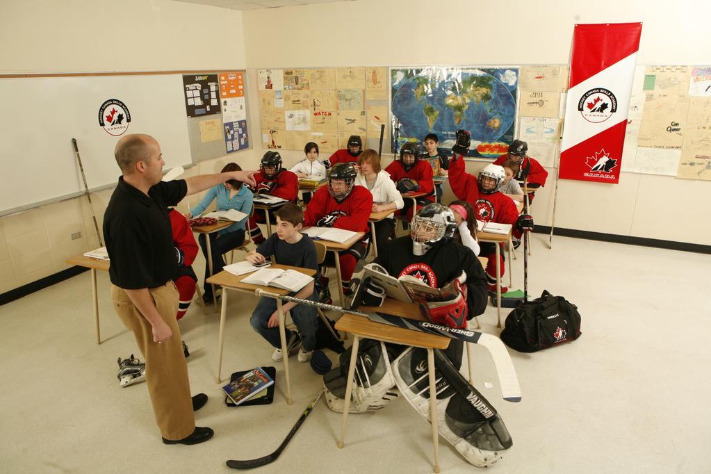 kanadaiskola