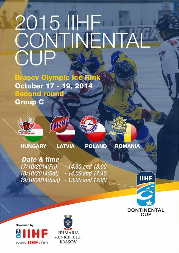 Kontinentalis Kupa Plakat