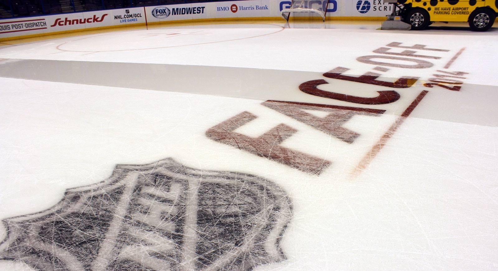 NHL faceoff 2014