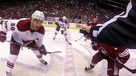 NHL ref cam