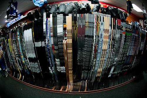NHL utok
