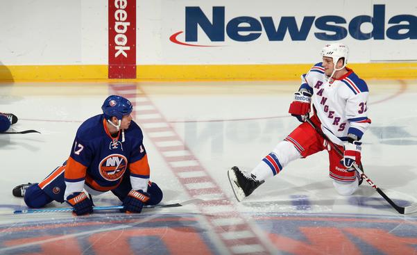 Rangers Islanders