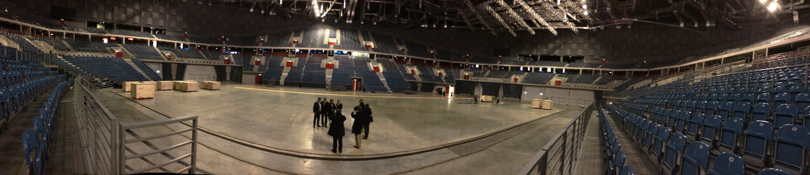 krakko arena panorama