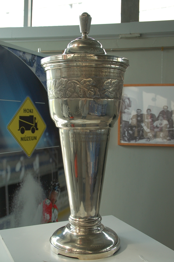 2011. Hoki kiállítás amator kupa 50 éves