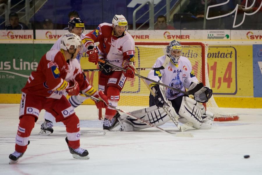 HC Bílí Tygři Liberec vs HC Slavia Praha