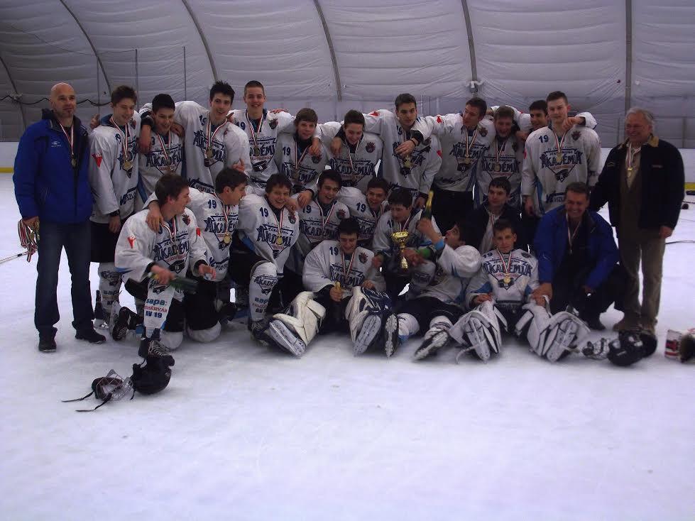 Fehervar U16 bajnok