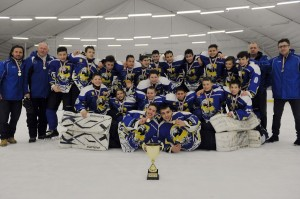 MAC U14 bajnok 2014_15