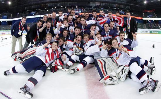 2015 IIHF Ice Hockey U18 World Championship