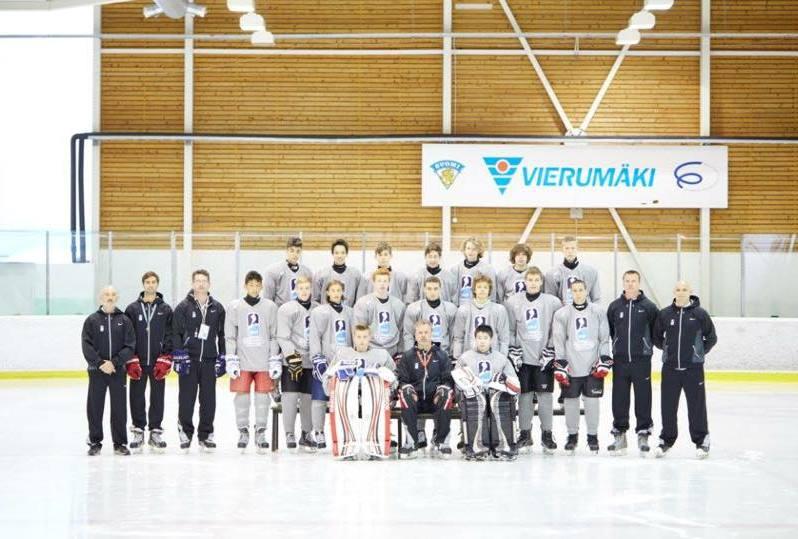 Szecsi Patrik Vierumaki csapat