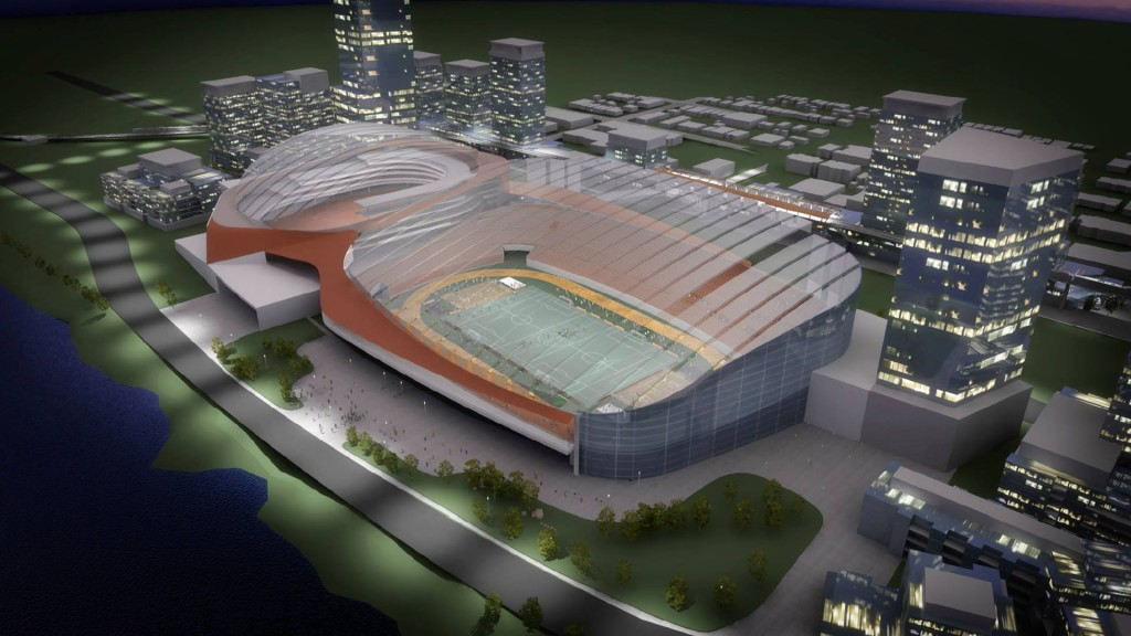 calgary new arena