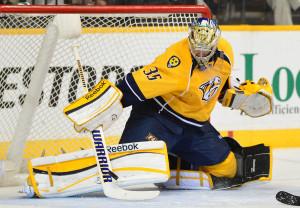 NHL: Phoenix Coyotes at Nashville Predators