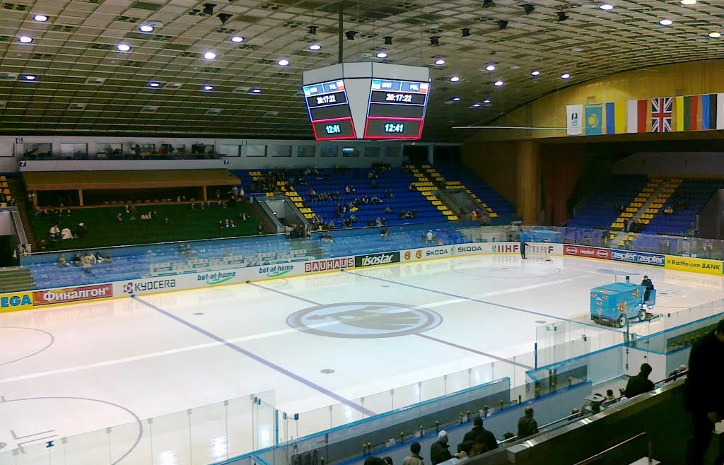 sport palac kijev