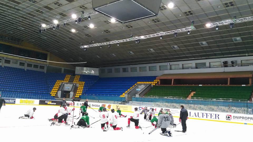HUN kijev jégen