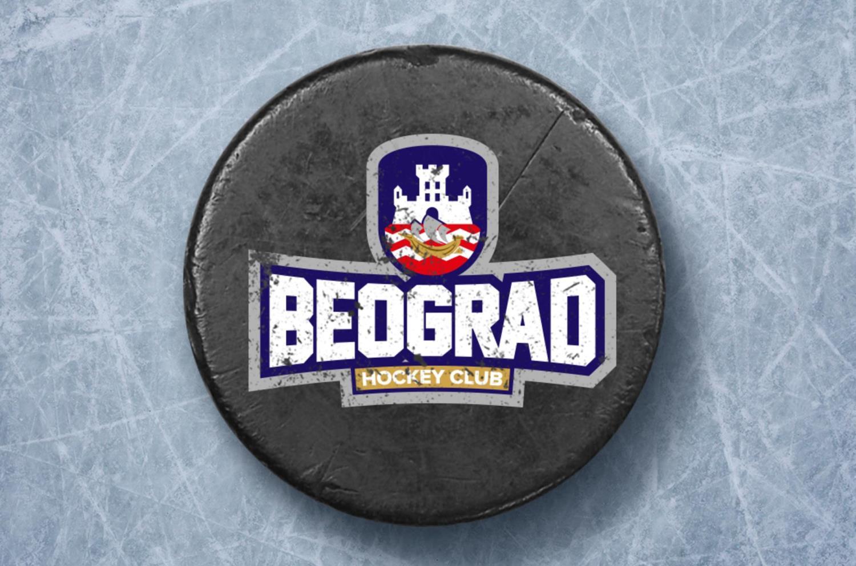 HK Beograd logo