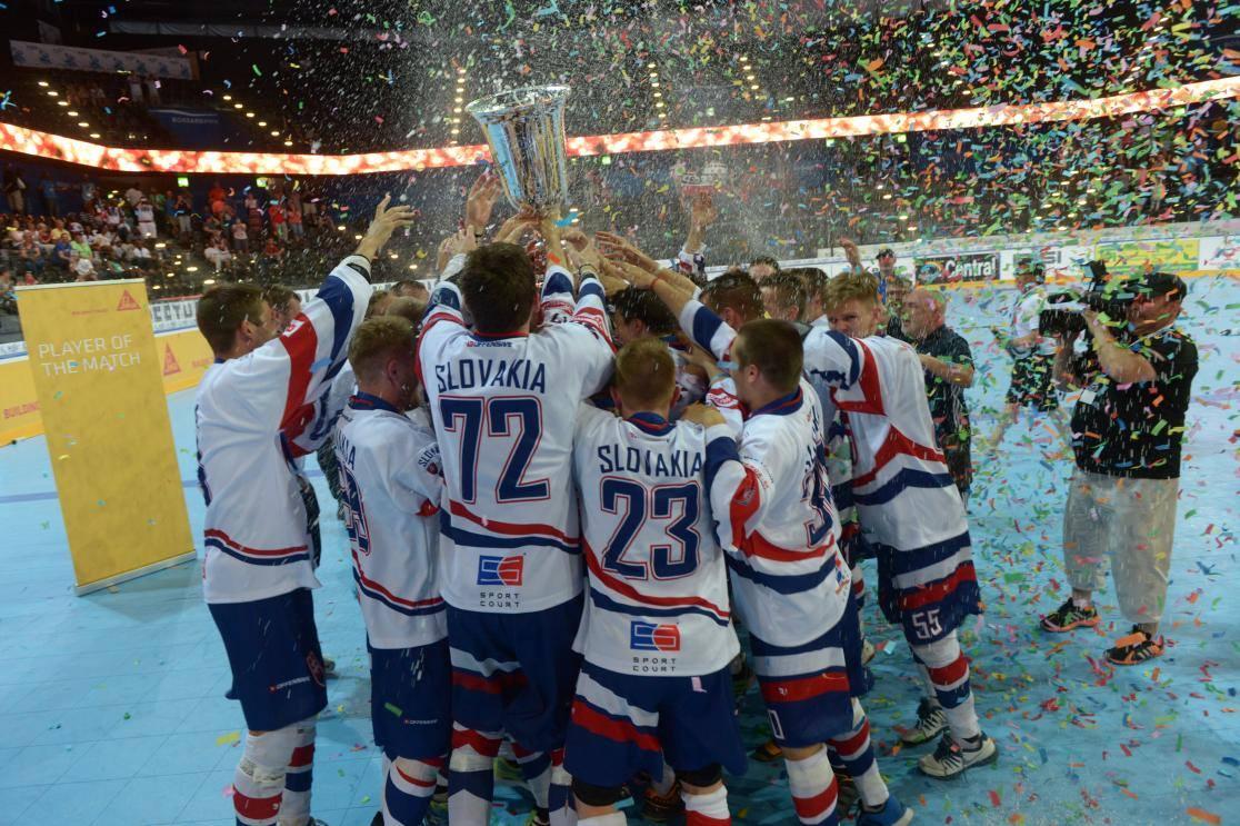slovakia ballhockey
