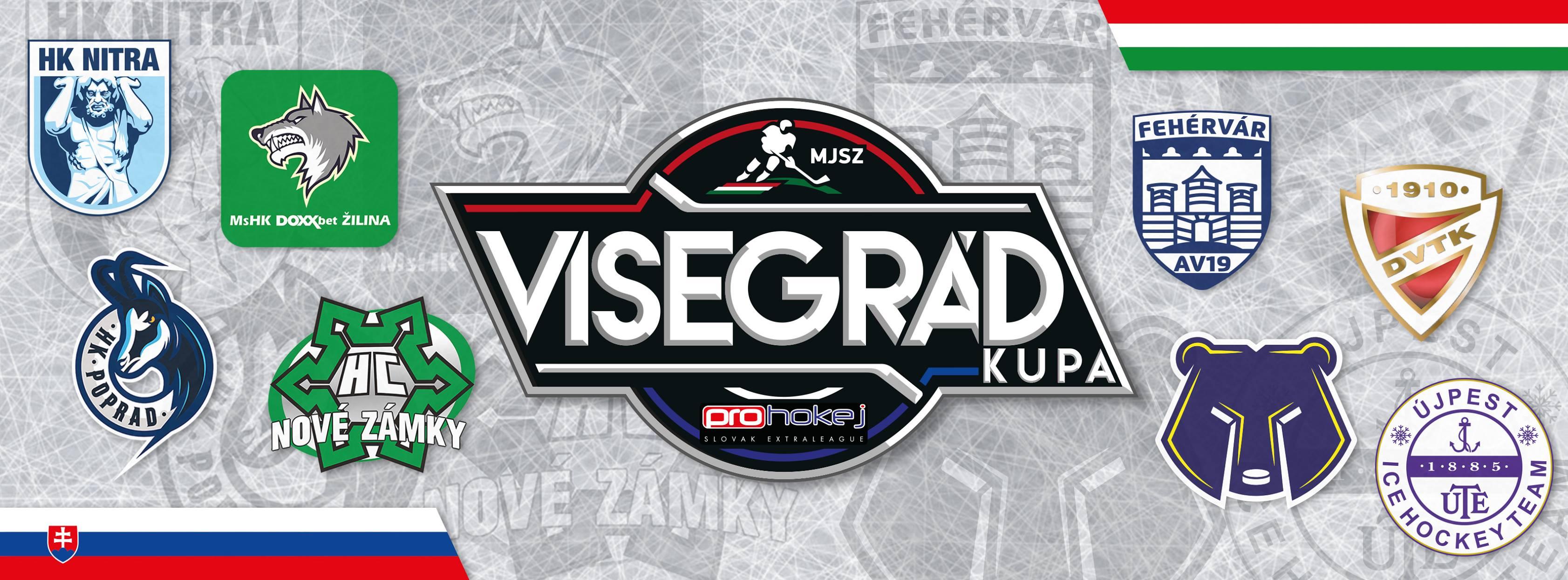 Visegrad Kupa csapatok