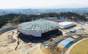Pjongcsang arena 2