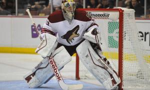 USP NHL: PHOENIX COYOTES AT ANAHEIM DUCKS S HKN USA CA