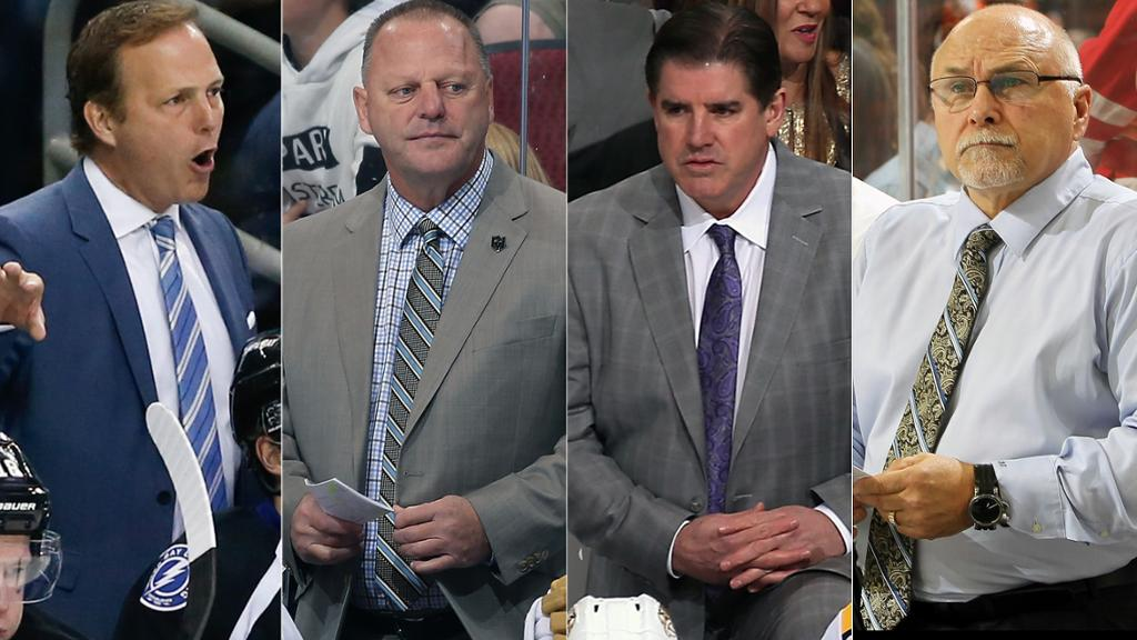nhl all star 2018 coaches