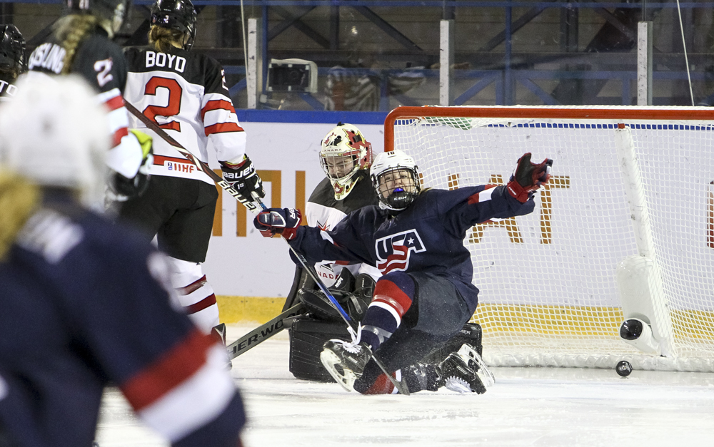 2018 IIHF Ice Hockey U18 Women's World Championship