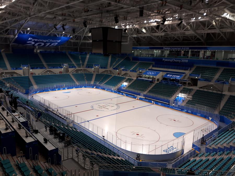 pjongcsang-arena