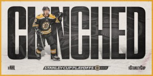 boston clinched