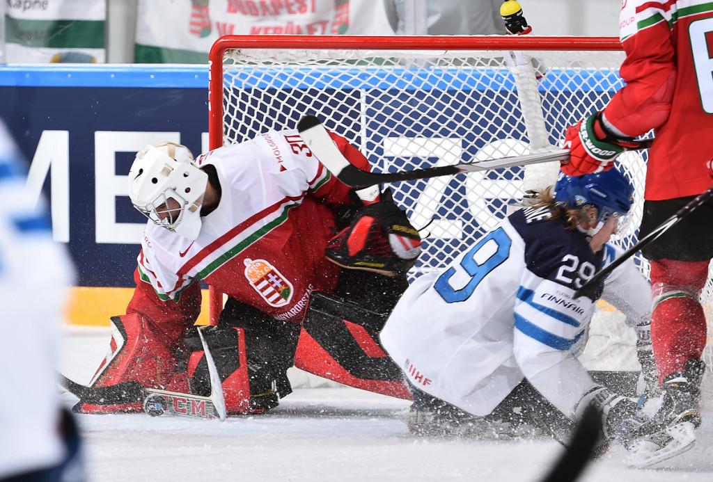 2016 IIHF Ice Hockey World Championship