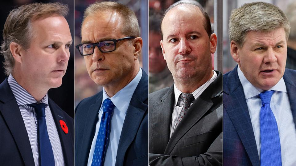 2019 nhl all star coaches