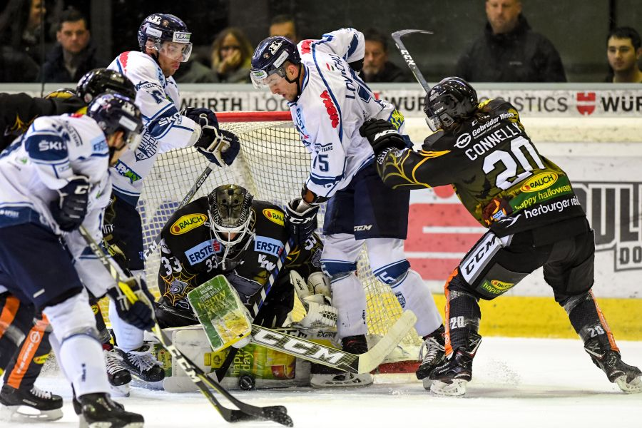 ICE HOCKEY - EBEL, Dornbirn vs Alba Volan