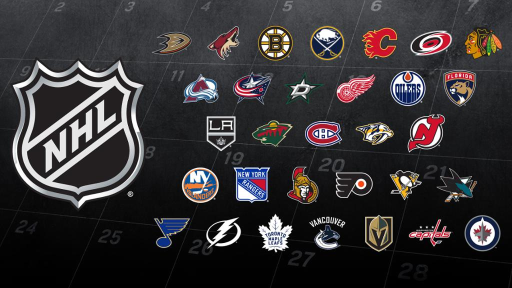 nhl all teams