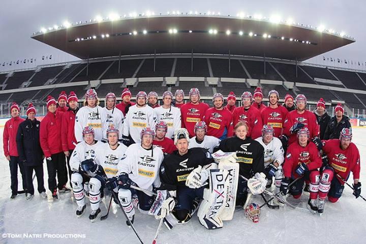 HIFK stadium
