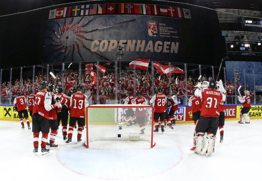 2018 IIHF Ice Hockey World Championship