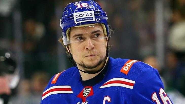 KHL 2019/20 - SKA v AK Bars