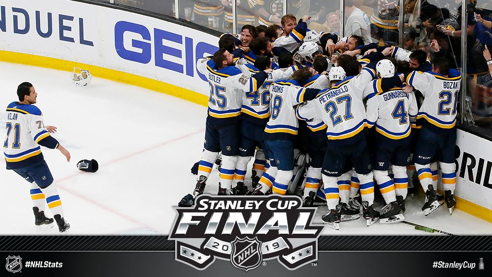 blues champs