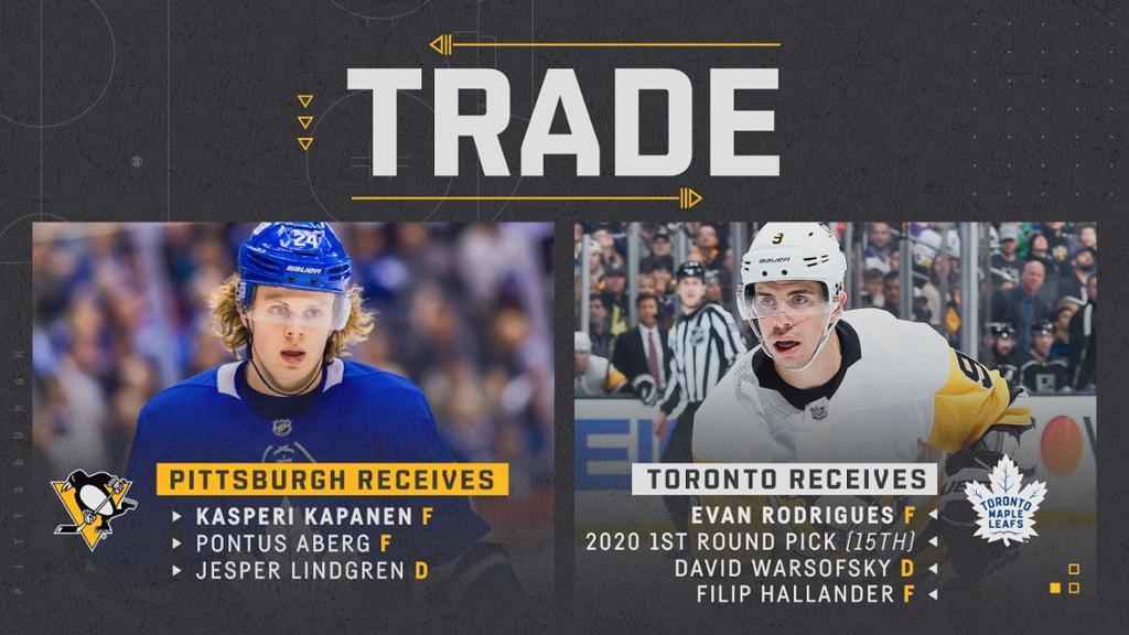 kapanen trade